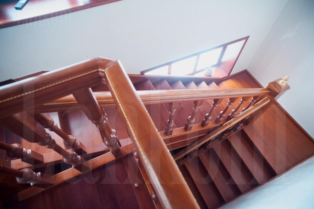 Лестница в особняке